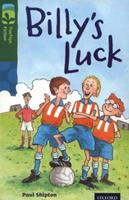 Oxford Reading Tree: TreeTops: Stage 12 Pack A: Billy's Luck (TreeTops) 0199168741 Book Cover