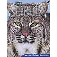 Harcourt School Publishers Science Georgia: Se Grade 3 2009 0153585404 Book Cover