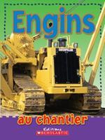 Engins Au Chantier 0545981506 Book Cover