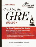 Cracking the GRE Biology, 3rd Edition (Cracking the Gre: Biology) 0375756159 Book Cover