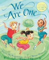 We Are One: Book and Musical CD 0152057358 Book Cover