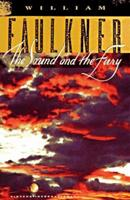 The Sound and the Fury 0679732241 Book Cover