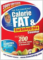 The Calorie King Calorie, Fat & Carbohydrate Counter 2007
