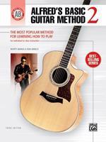 Alfred's Basic Guitar Method, Bk 2 0739006576 Book Cover