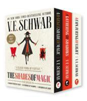 Shades of Magic Collector's Editions Boxed Set 1250175208 Book Cover