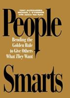 People Smarts - Bending the Golden Rule to Give Others What They Want 0883904217 Book Cover