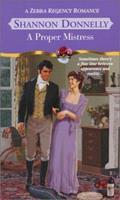A Proper Mistress 0821774107 Book Cover