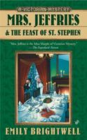 Mrs. Jeffries and the Feast of St. Stephen 0425224279 Book Cover