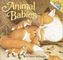 Animal Babies 0375812431 Book Cover