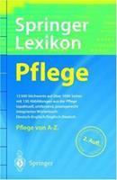 Springer Lexikon Pflege 3540418938 Book Cover