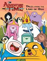 Tales from the Land of Ooo (Adventure Time) 0843172703 Book Cover