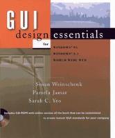 GUI Design Essentials 0471175498 Book Cover