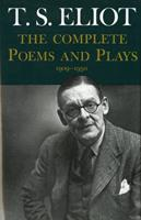 The Complete Poems and Plays 1909-1950 B00HTK3GTG Book Cover