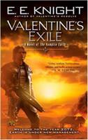 Valentine's Exile 0451460871 Book Cover
