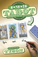 1-2-3 Tarot: Answers In An Instant 0738705276 Book Cover