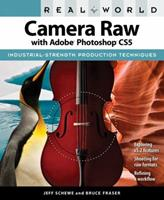 Real World Camera Raw with Adobe Photoshop Cs5 0321713095 Book Cover