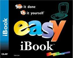 Easy iBook (Que's Easy Series) 0789722720 Book Cover