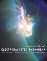Fundamentals of Electromagnetic Phenomena 0716735687 Book Cover