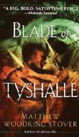 Blade of Tyshalle 0345421434 Book Cover