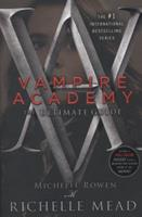 Vampire Academy: The Ultimate Guide 159514451X Book Cover