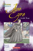 Jane Eyre: A Graphic Novel 0764161423 Book Cover