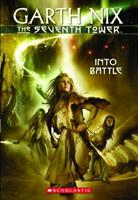 Into Battle 0439176867 Book Cover
