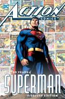 Action Comics: 80 Years of Superman Deluxe Edition 1401278876 Book Cover