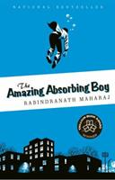 The Amazing Absorbing Boy 0307397289 Book Cover