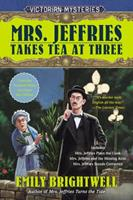 Mrs. Jeffries Takes Tea at Three 0425263592 Book Cover