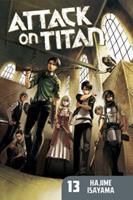 Attack on Titan, Vol. 13 1612626793 Book Cover