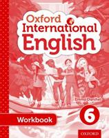Oxford International Primary English Student Workbook 6 0198388853 Book Cover