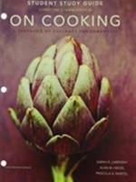 Study Guide for on Cooking Update 013345858X Book Cover