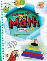 McGraw-Hill My Math, Grade 2, Student Edition, Volume 2 0021160694 Book Cover