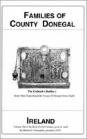 Families of Co. Donegal, Ireland 0940134756 Book Cover