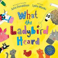 The What the Ladybird Heard Song 1447235282 Book Cover