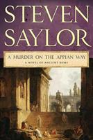 A Murder on the Appian Way 0312961731 Book Cover