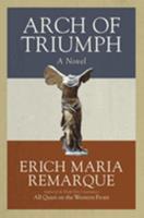 Arc de Triomphe 0451135954 Book Cover