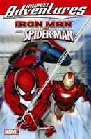 Marvel Adventures Iron Man / Spider-Man 0785141170 Book Cover