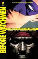 Before Watchmen: Ozymandias/Crimson Corsair 1401238955 Book Cover