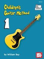 Children's Guitar Method Volume 1 0786687967 Book Cover