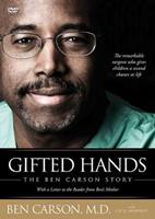 Gifted Hands: The Ben Carson Story 0310214696 Book Cover