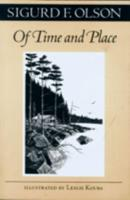 Of Time and Place (Fesler-Lampert Minnesota Heritage Book Series) 0816629951 Book Cover