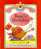 Bear's Birthday (Red Nose Readers) 0744510155 Book Cover