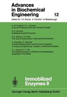 Advances in Biochemical Engineering, Volume 12: Immobilized Enzymes II 3662154269 Book Cover