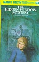 The Hidden Window Mystery 0448095343 Book Cover