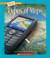 Types of Maps 0531262383 Book Cover