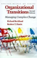 Organizational Transitions: Managing Complex Change (Addison-Wesley Series on Organization Development) 0201108879 Book Cover