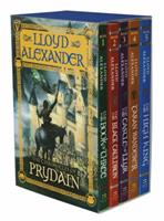 The Chronicles of Prydain Boxed Set B0006DBJOC Book Cover