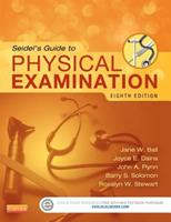 Seidel's Guide to Physical Examination - E-Book: An Interprofessional Approach 0323112404 Book Cover