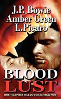 Blood Lust 1934531561 Book Cover